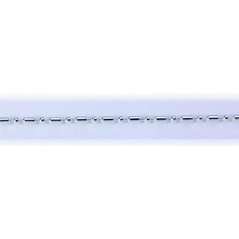 Łańcuszek kulka Kulki 1+1 180