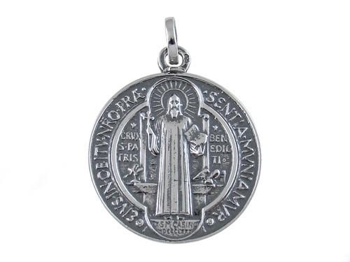 Św. Benedykt Medalion