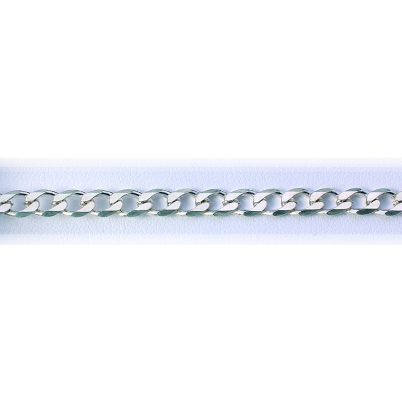 Łańcuszek srebrny PD120